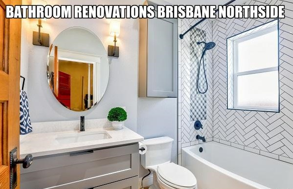 bathroom renovations brisbane northside